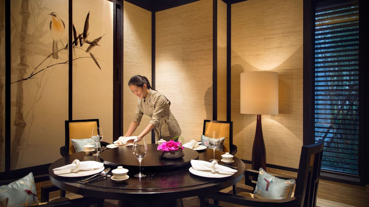 Pinyue Private Dining