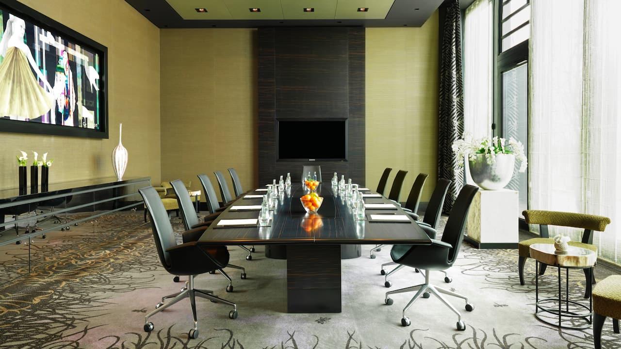 Boardroom at Hyatt Regency Dusseldorf