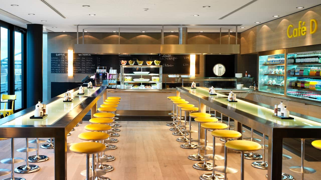 Cafe D Restaurant