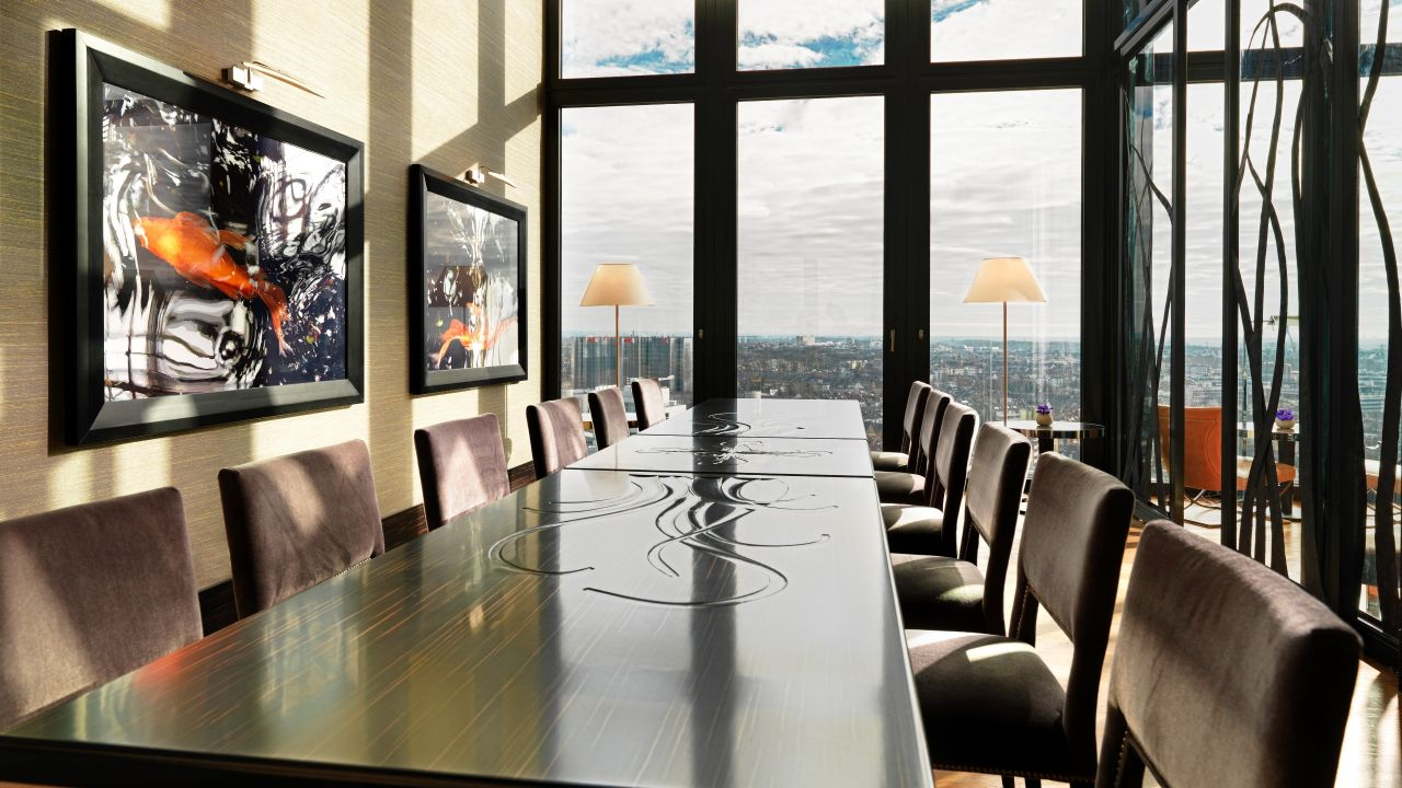 Regency Club meeting room