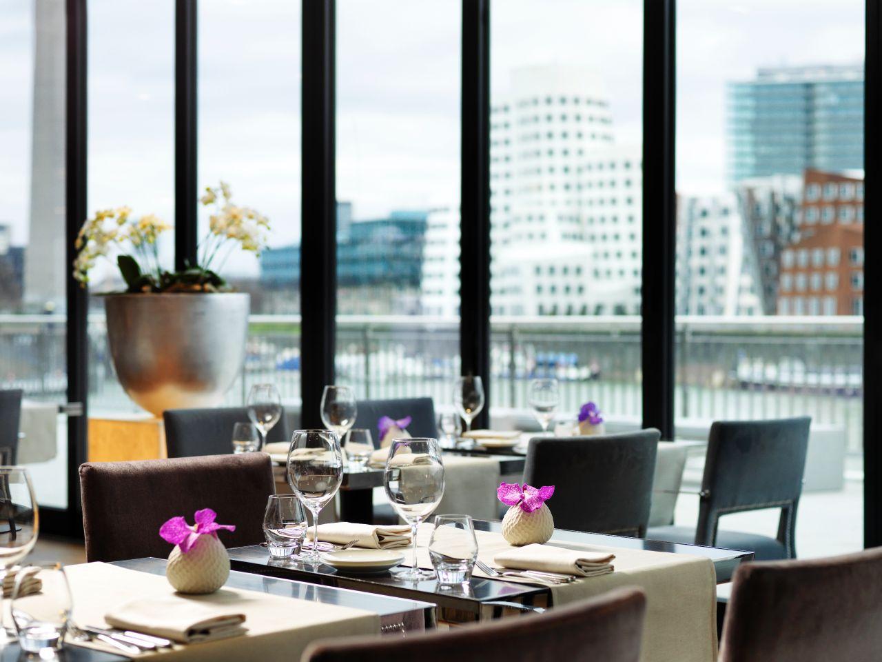 Dusseldorf Restaurants L Dox Restaurant Bar Cafe D Pebble S