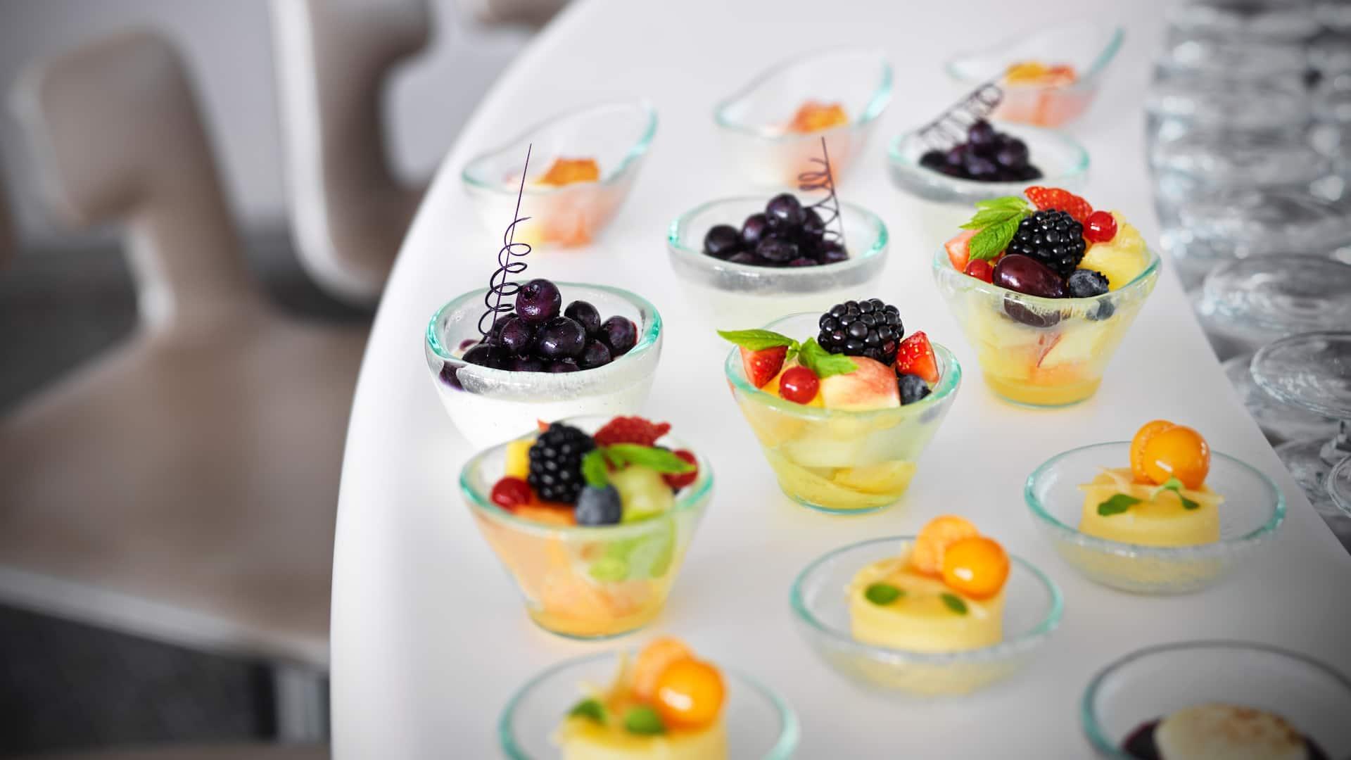 Creative and balanced food concepts at Hyatt Regency Dusseldorf