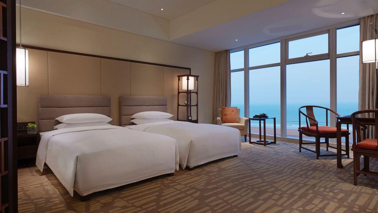 Ocean Twin Guestroom
