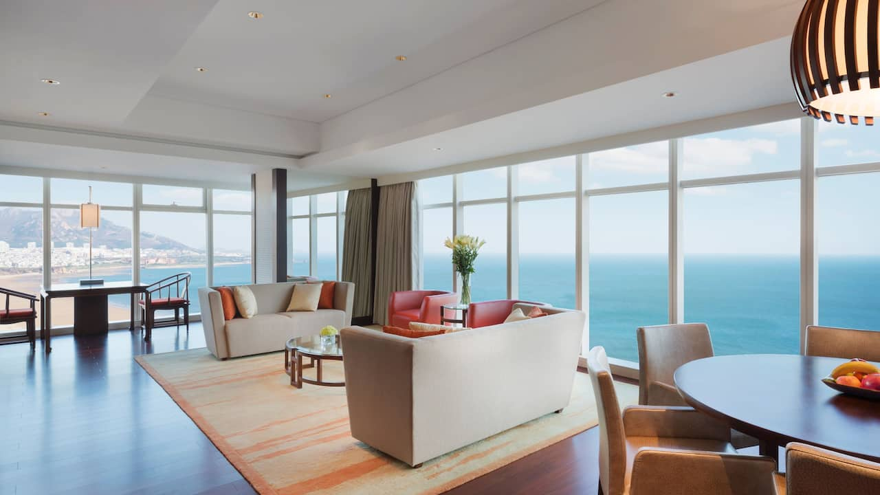 Regency Ocean View Suite