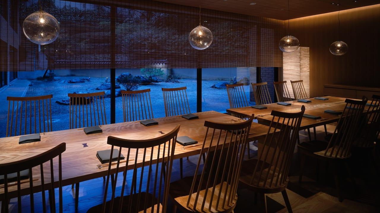 Touzan Restaurant