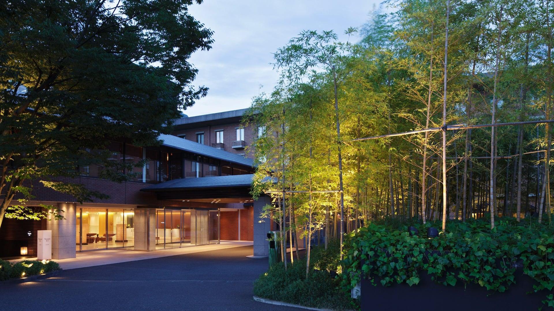 Hyatt Regency Kyoto Exterior