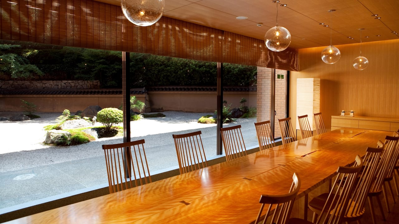 Touzan Private Dining Room