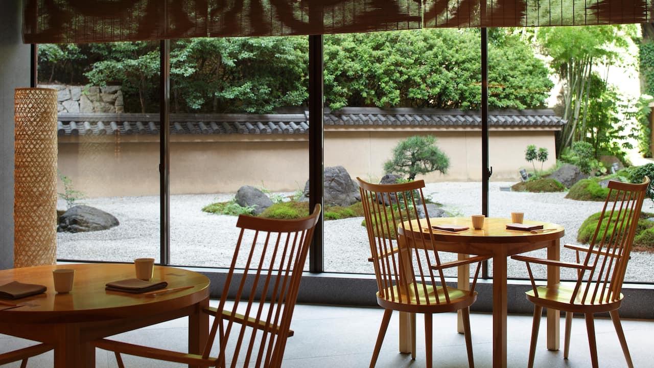 Touzan Japanese Garden View