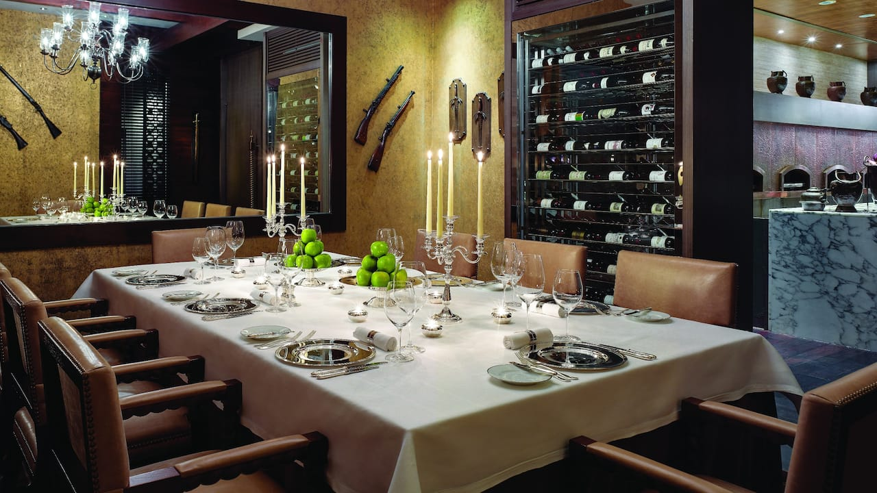 Hugo's Private Dining Room