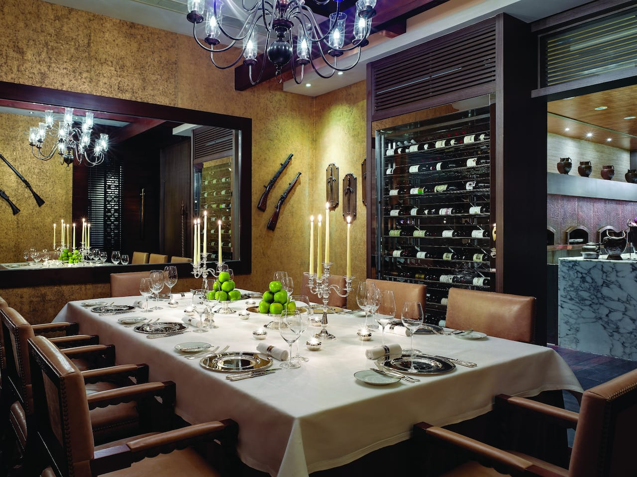 Hugos Private Room