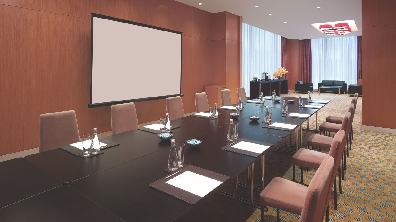 Salon I and II Boardroom Style