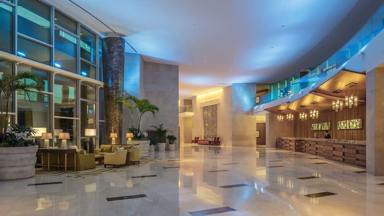 Hyatt Regency Orlando Lobby