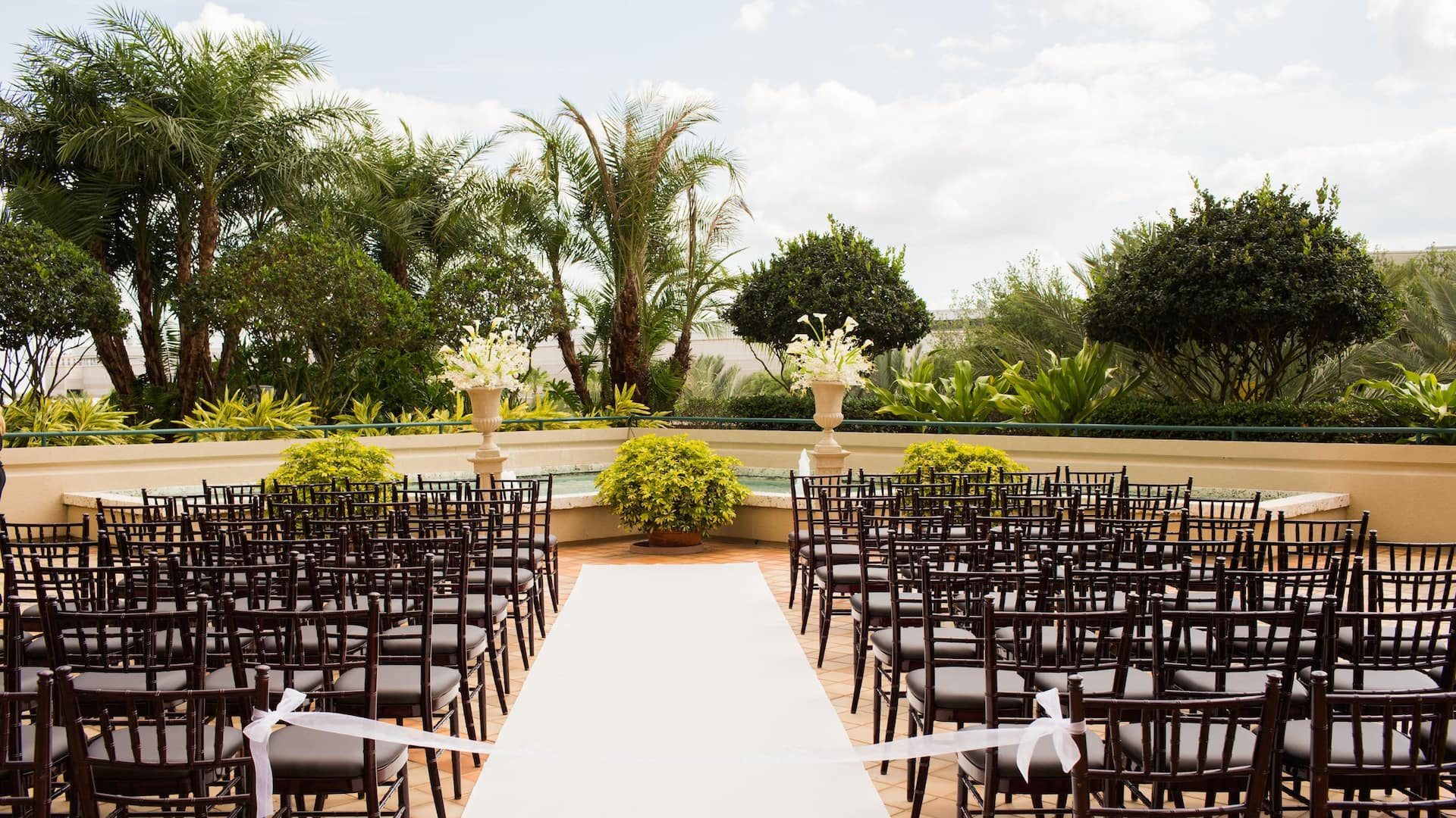 Verandah Ceremony