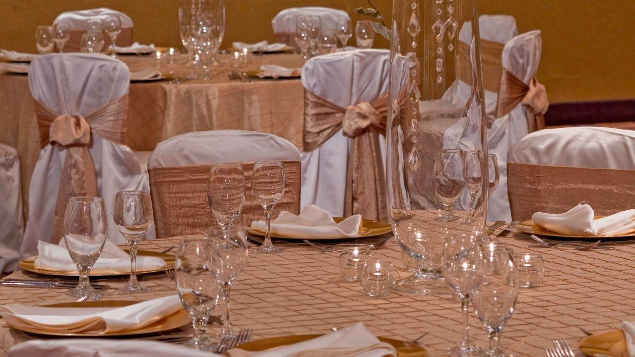 Ballroom Banquet Detail