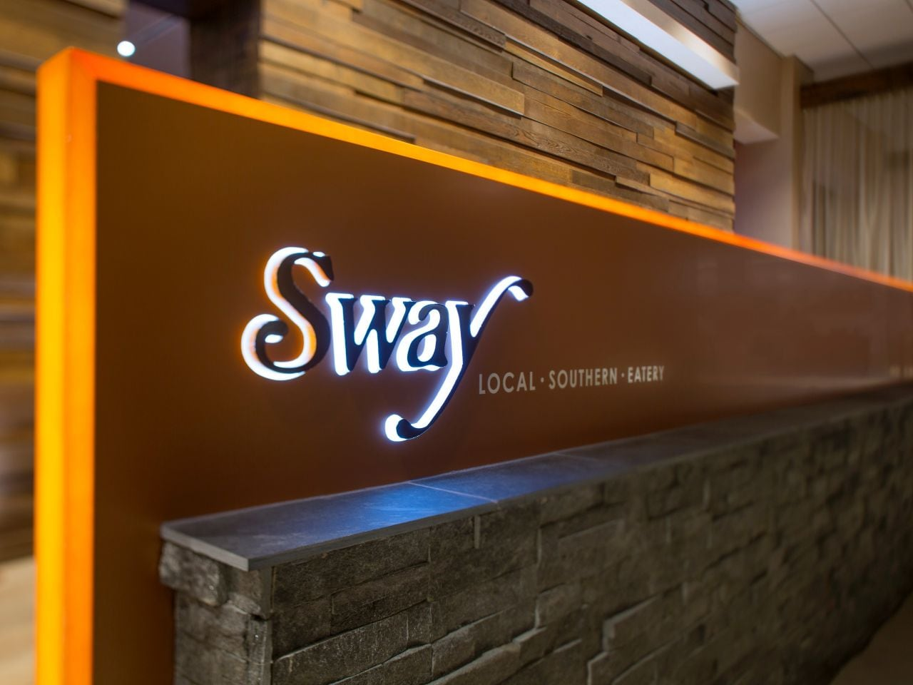 Sway Sign