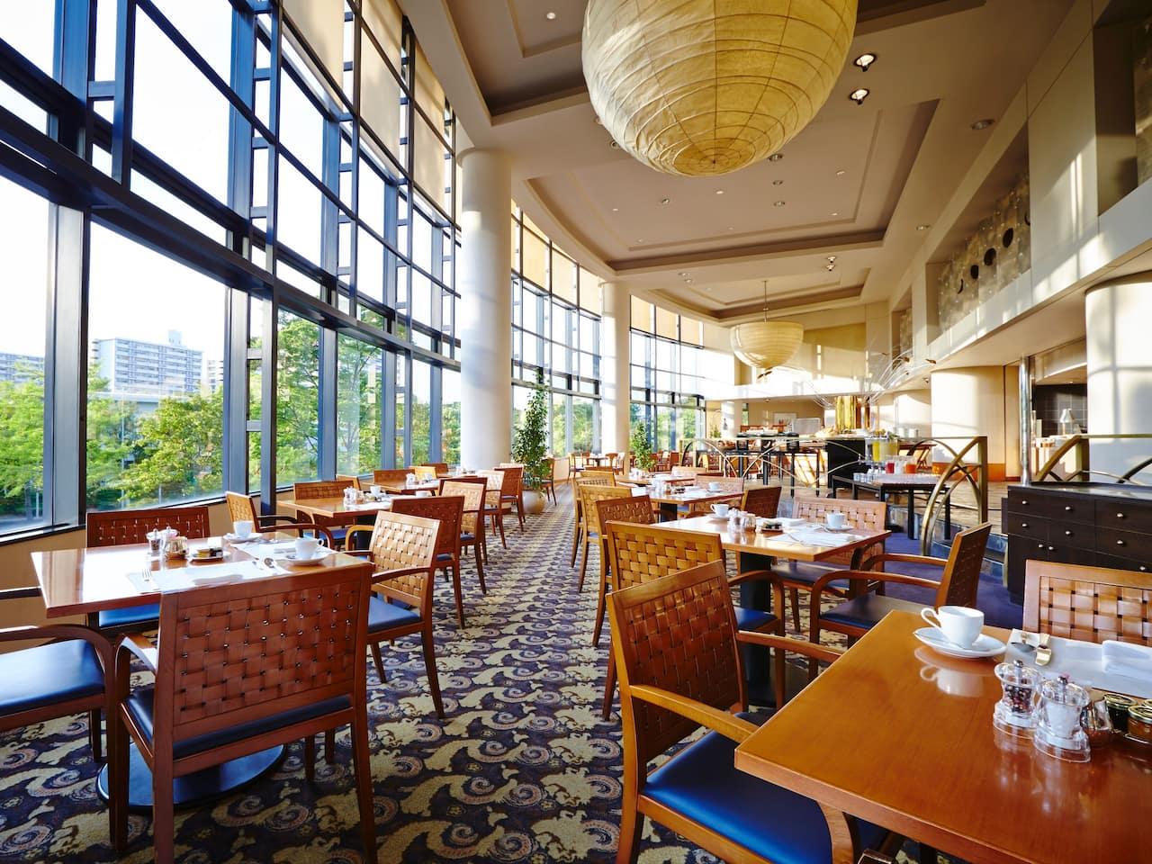 Hyatt Regency Osaka - The Cafe Breakfast