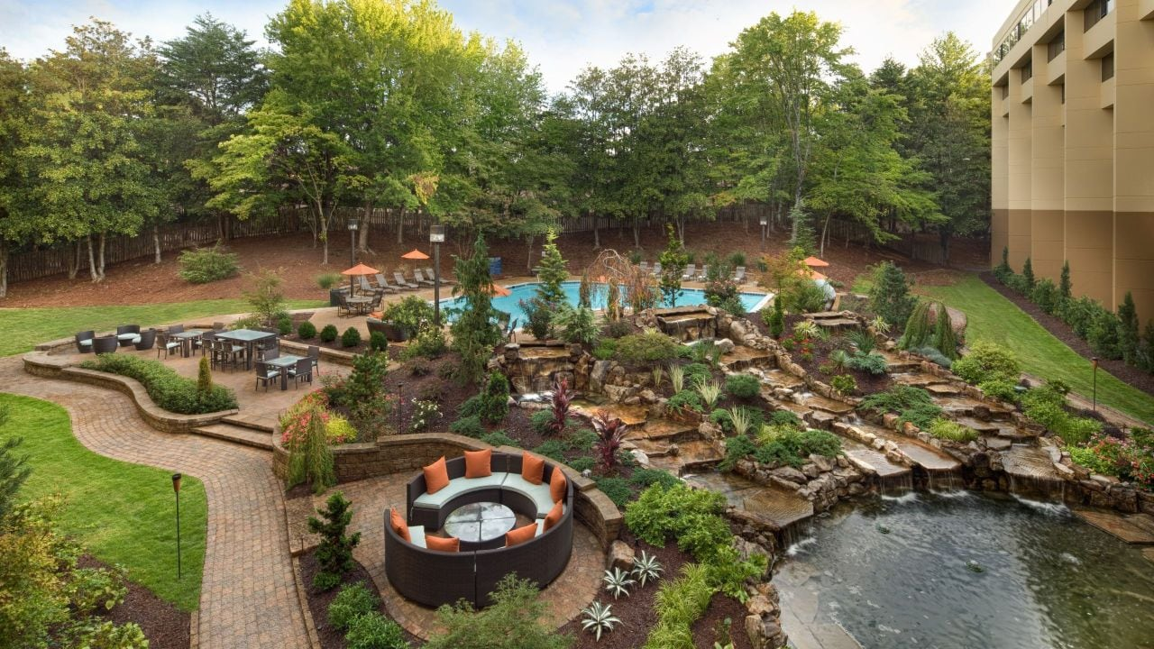 Marietta Hotels, Georgia Suite Reservations - Hyatt Regency Suites ...