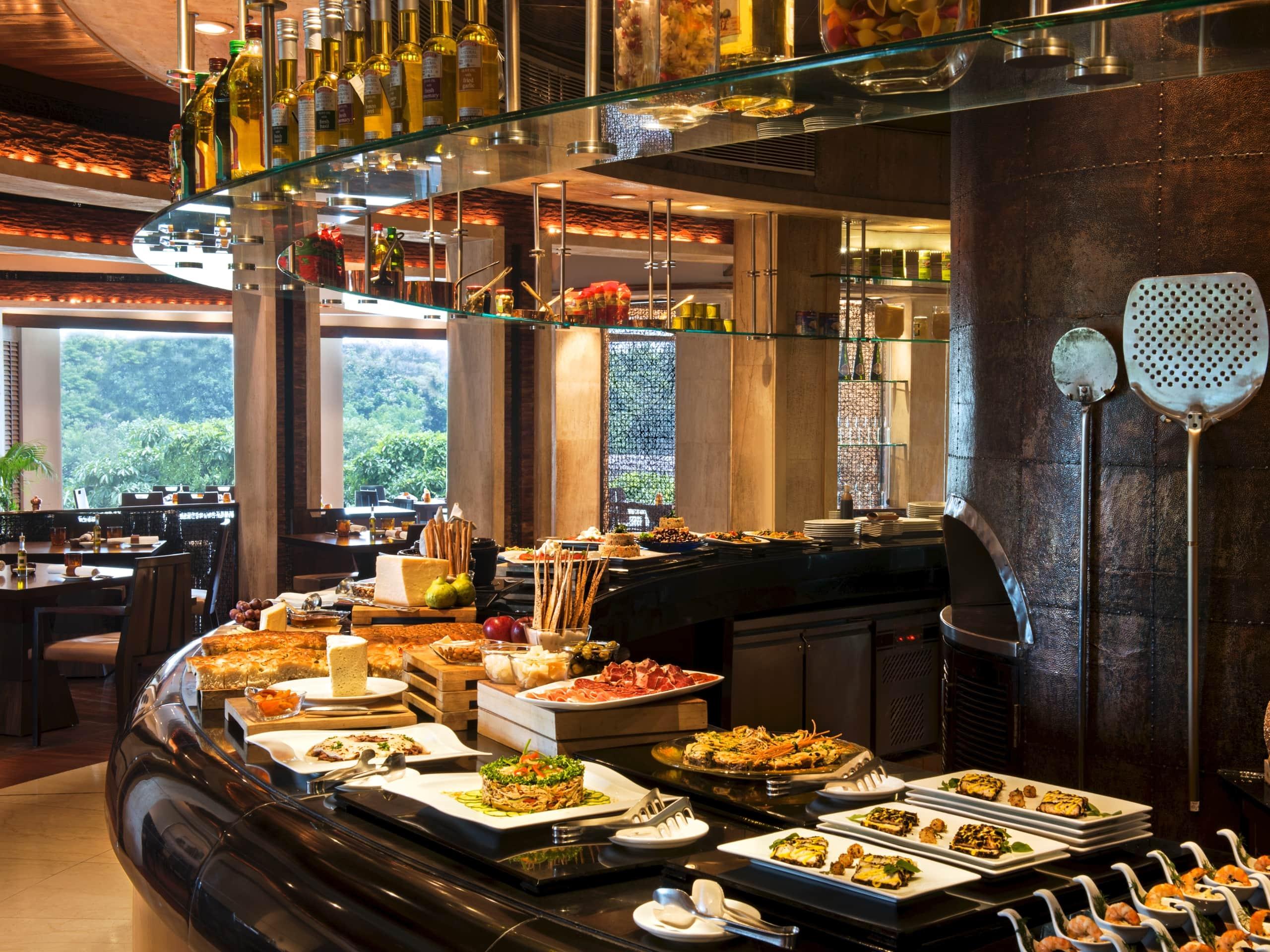 Buffet Restaurant Italian Restaurant North Indian