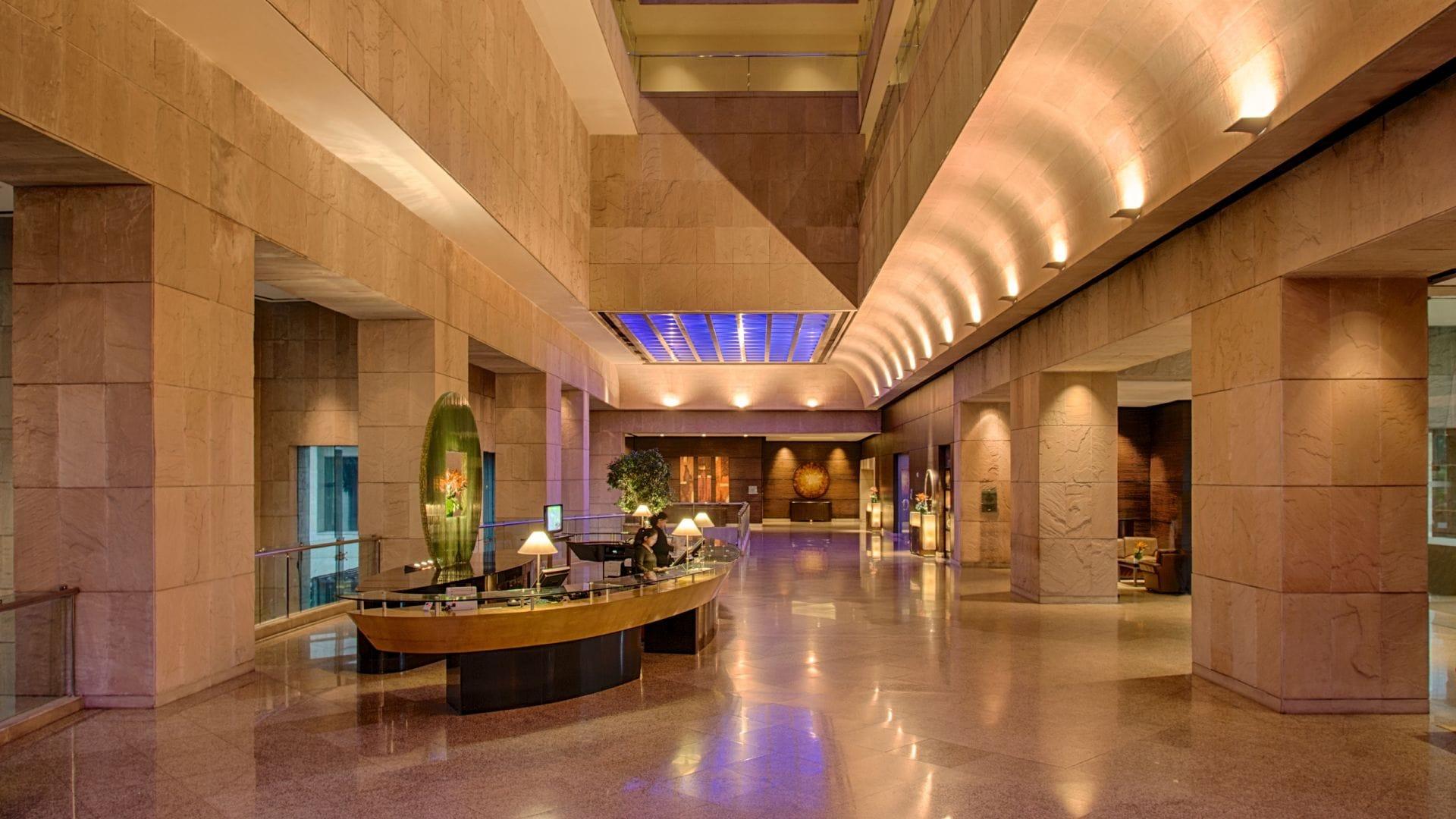 Lobby Evening