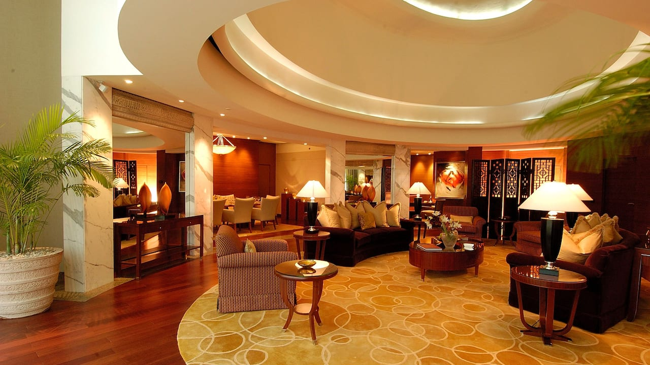 Presidential Suite Main Hall