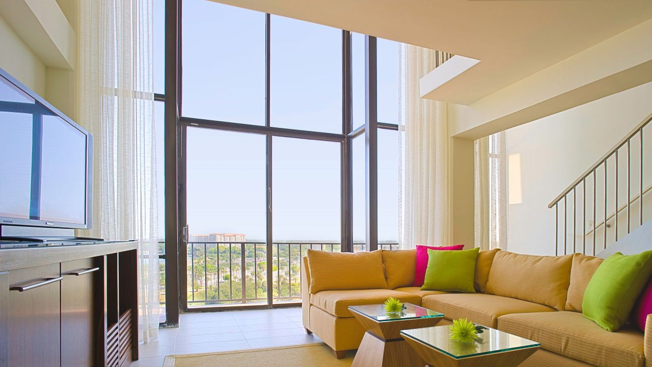 Hyatt Regency Sarasota Bi-Level Suite