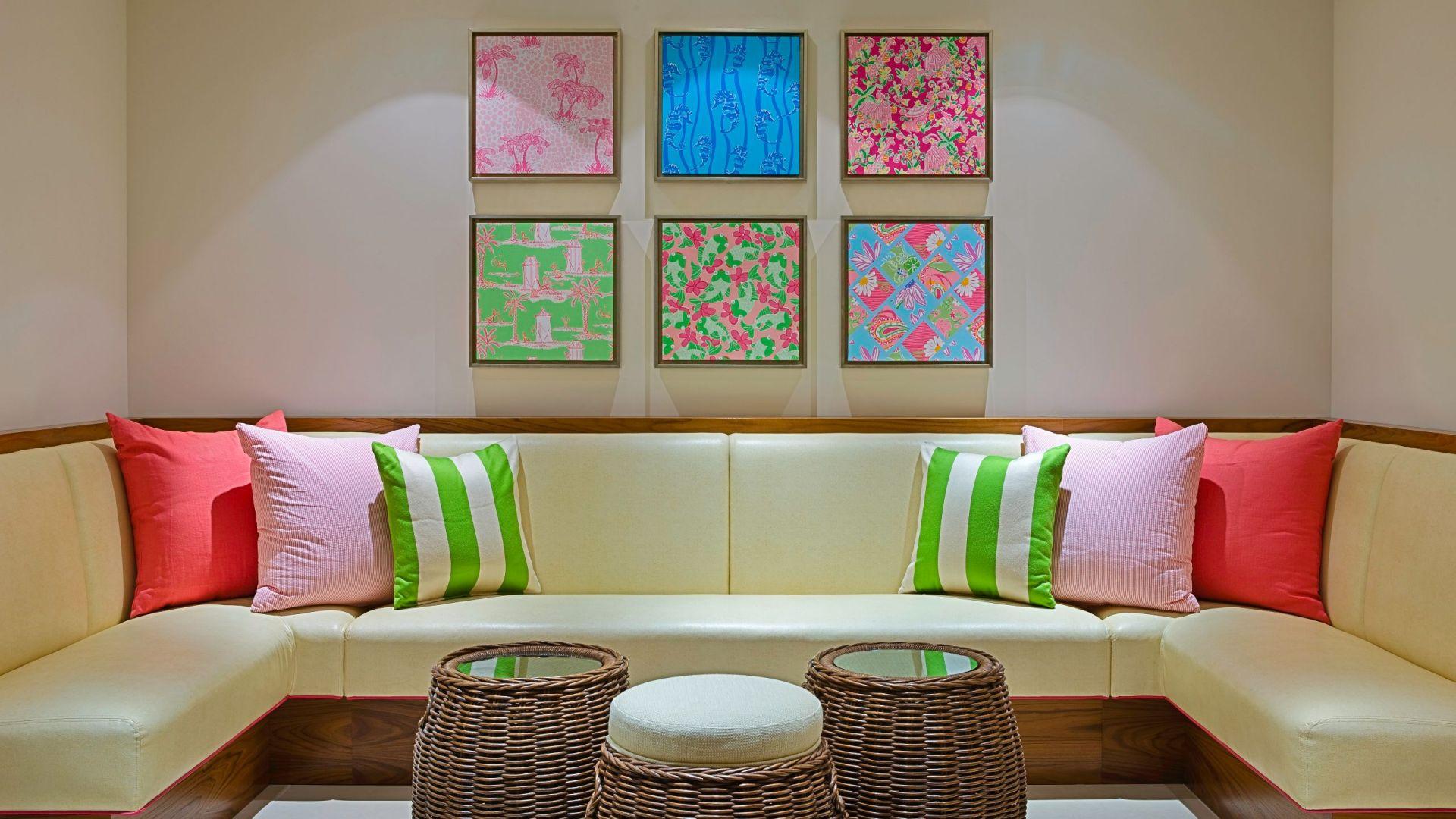 Hyatt Regency Sarasota Lounge Area