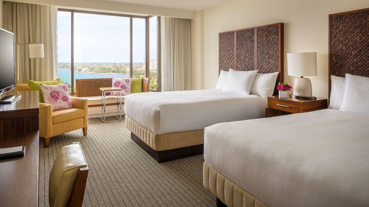 Hyatt Regency Sarasota Two Double Beds