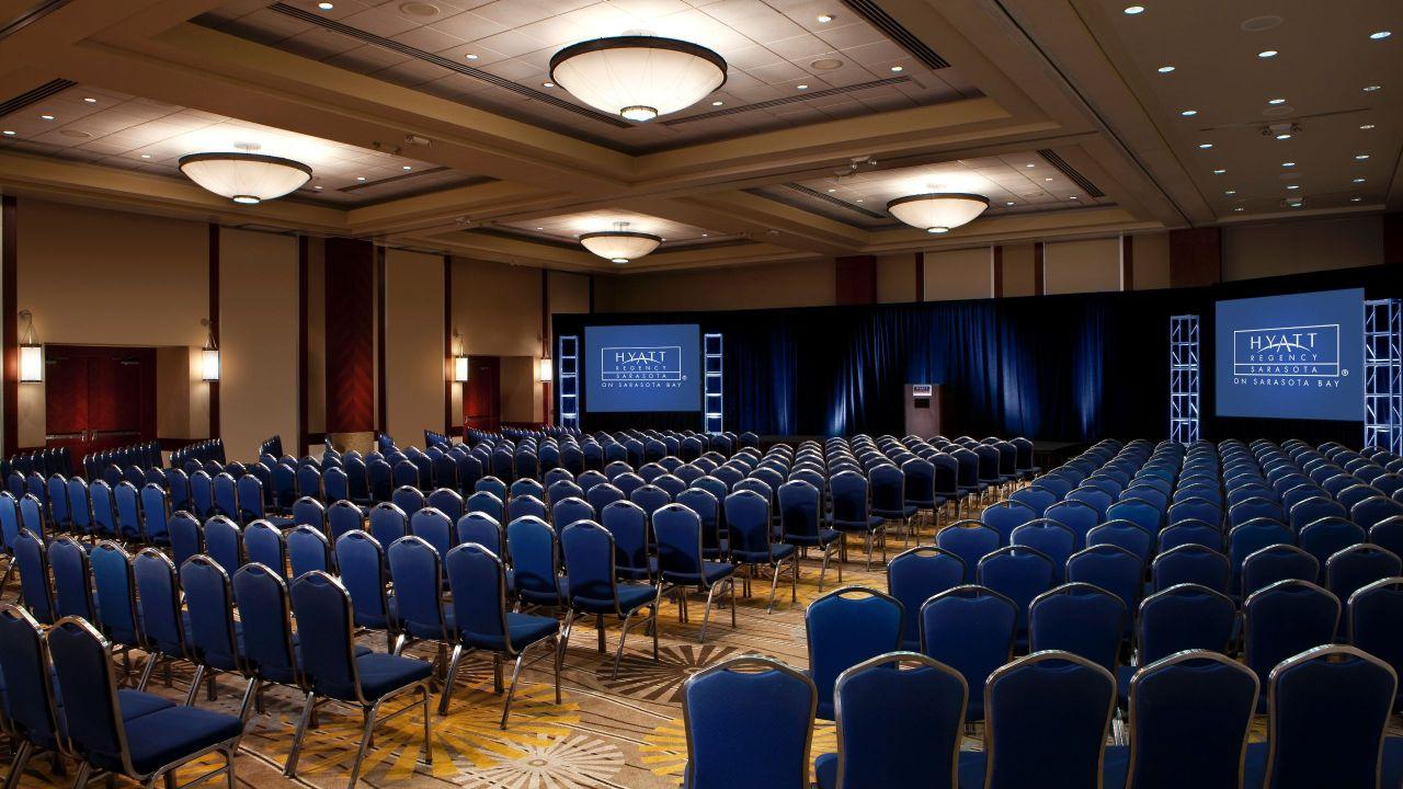 Ballroom meeting