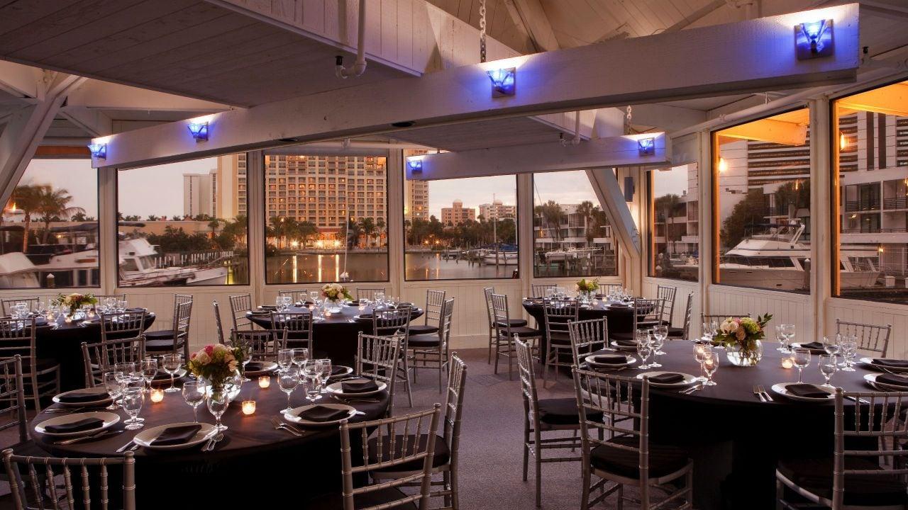 Hyatt Regency Sarasota The Marina and Boathouse