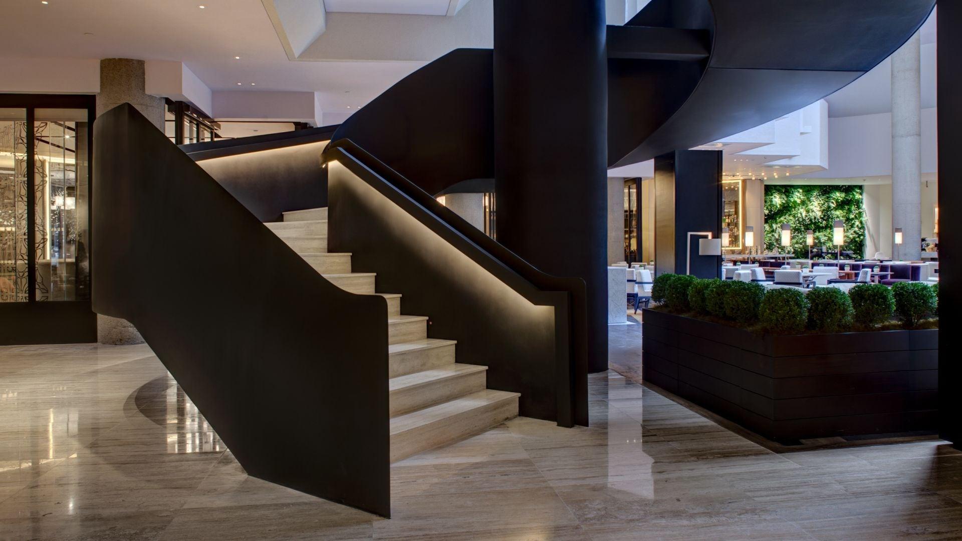 Hyatt Regency Mexico City Lobby
