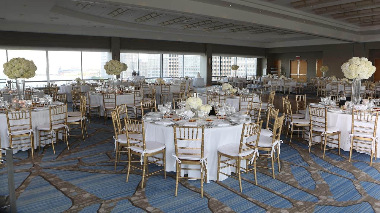 Wedding Venues Hyatt Regency Jersey City on the Hudson