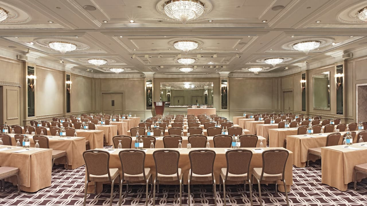 Meeting Room Venue Hire in Central London | Hyatt Regency London - The Churchill