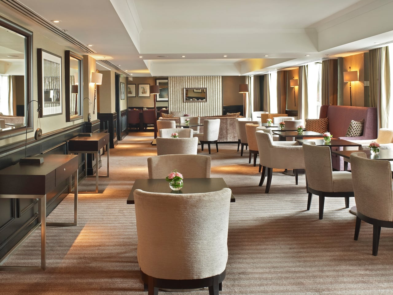 Regency Club Lounge at Hyatt Regency London - The Churchill