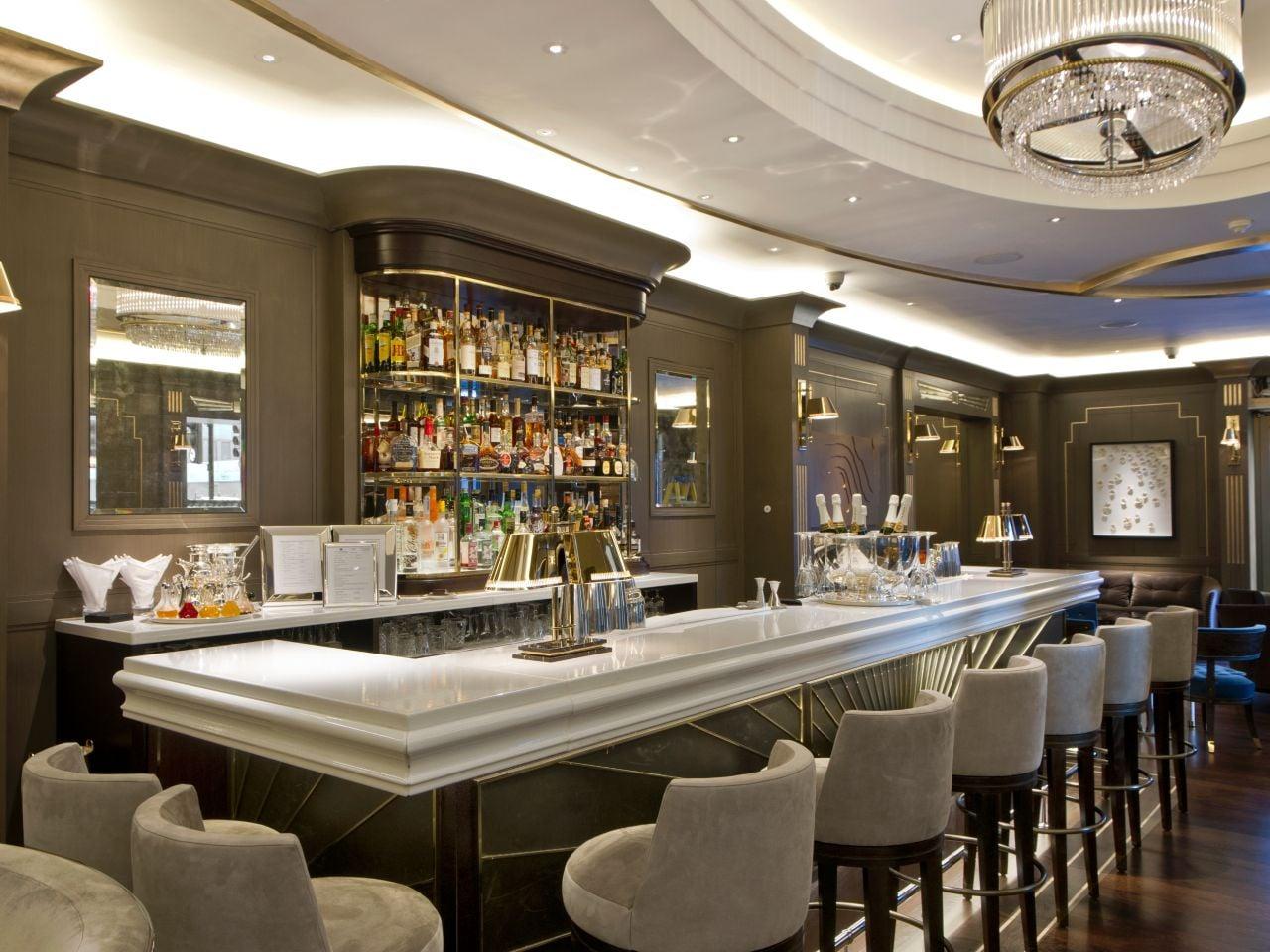 The Churchill Bar | Marylebone Bar