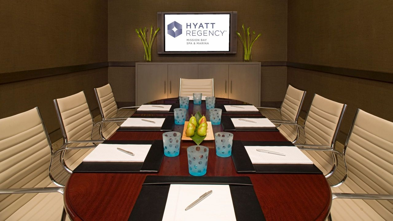 Executive Boardroom at Hyatt Regency Mission Bay