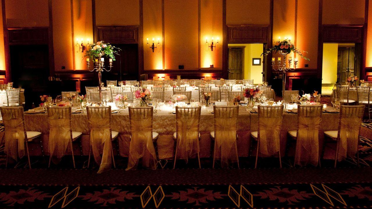 Wedding Setup Hyatt Regency Tamaya Resort & Spa
