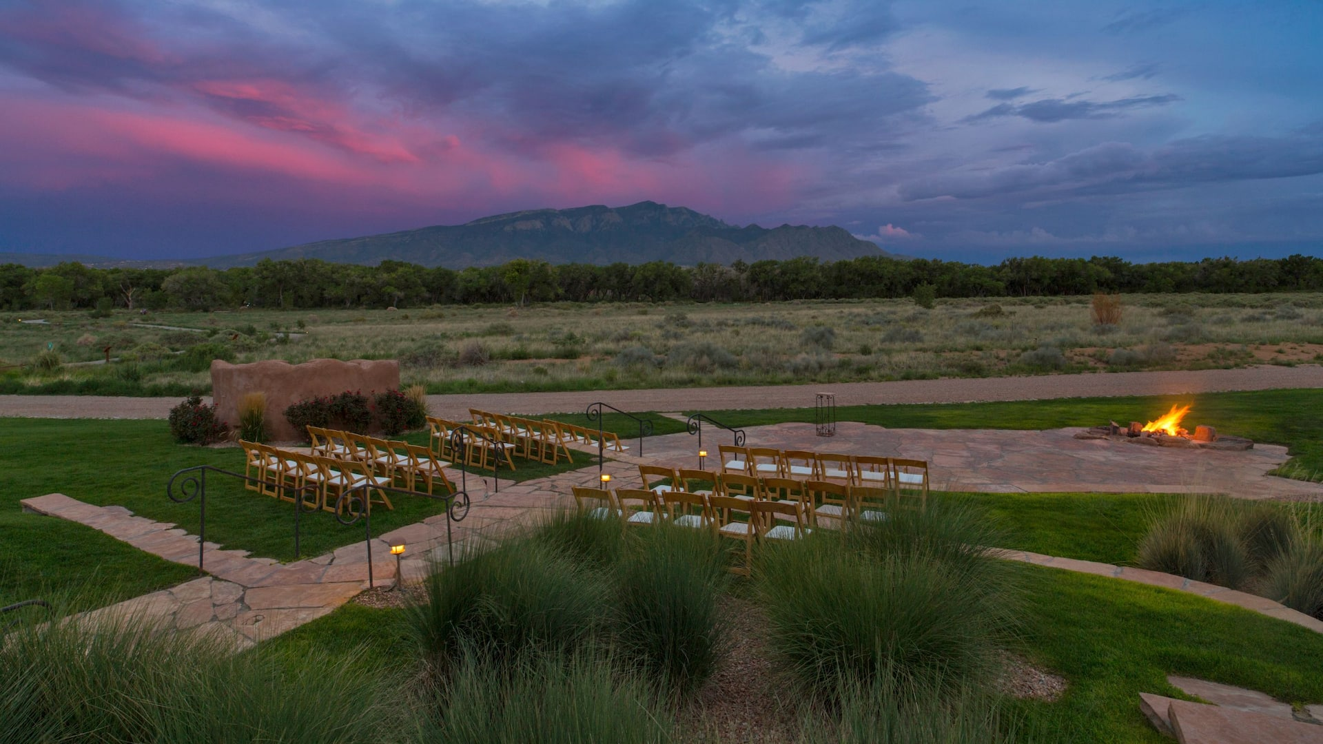 Amphitheater Hyatt Regency Tamaya Resort & Spa