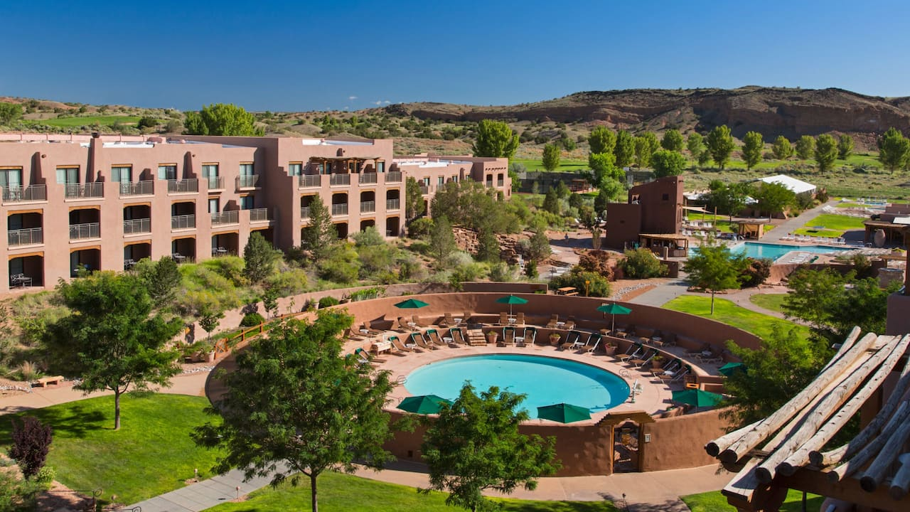 Outdoor Pool Hyatt Regency Tamaya Resort & Spa