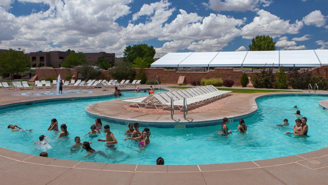 Oxbow Pool Family Fun