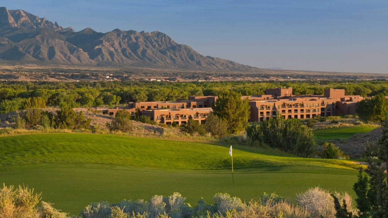 Hyatt Regency Tamaya Resort & Spa Twin Warriors