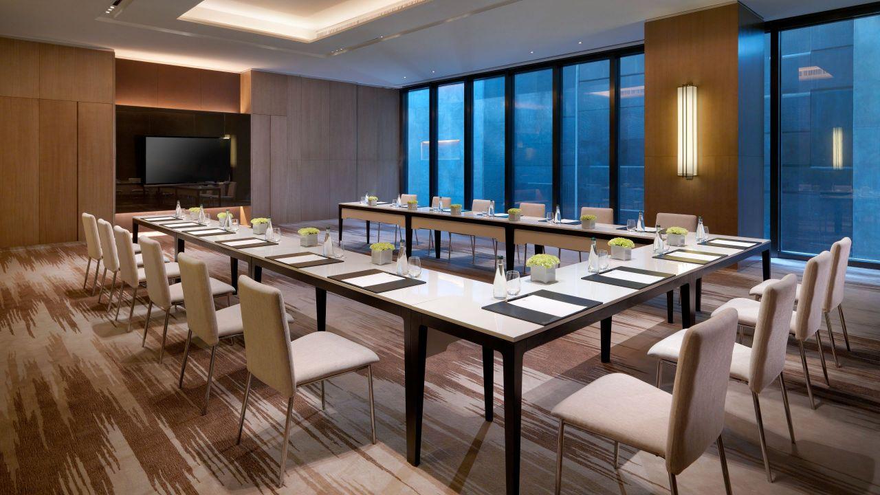 Regency meeting room
