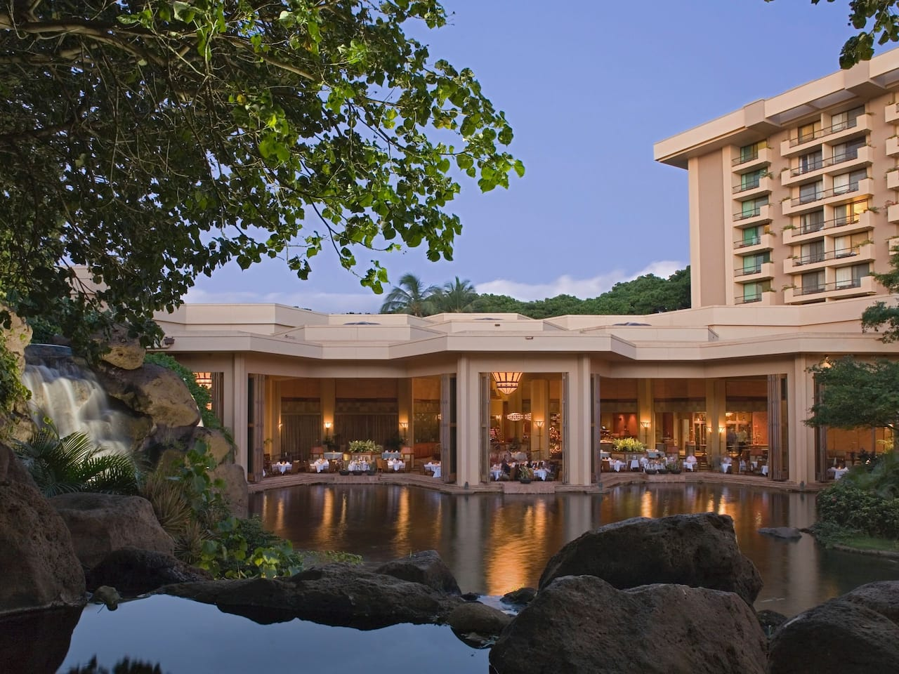 Maui Steakhouse Hyatt Regency Maui Resort and Spa