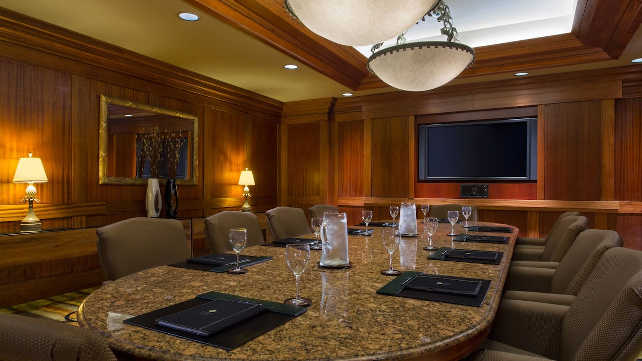 Regency Boardroom Hyatt Regency Maui Resort and Spa