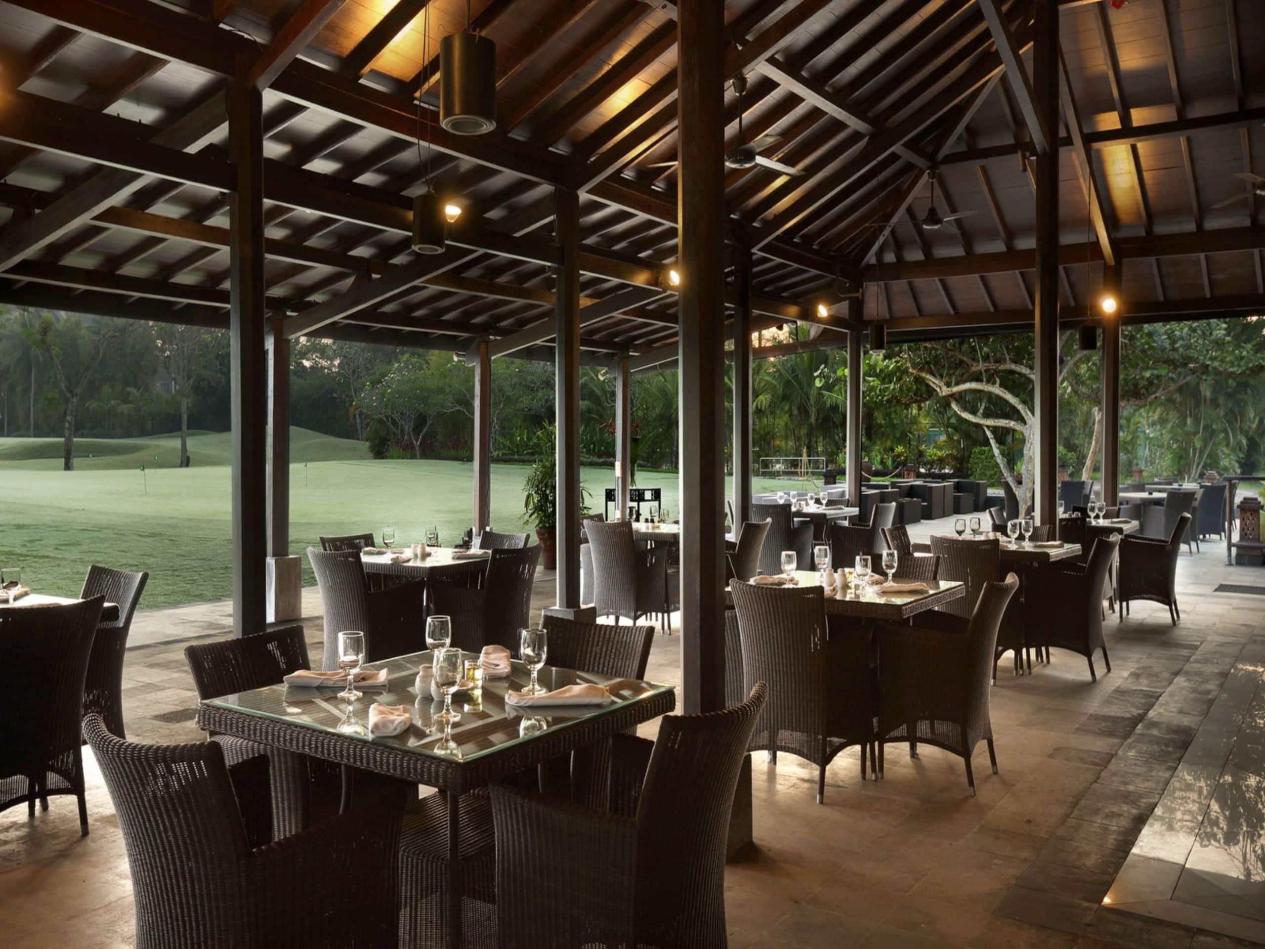 Restaurants Yogyakarta Indonesia Hyatt Regency Yogyakarta