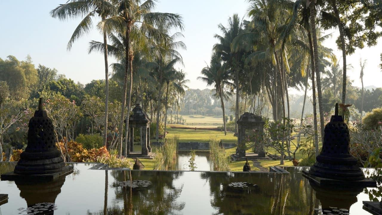 Hyatt Regency Yogyakarta Hotel with Merapi Garden View
