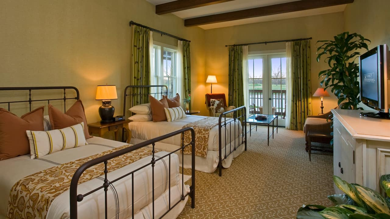 Litton Suite Double Hyatt Regency Lost Pines Resort & Spa