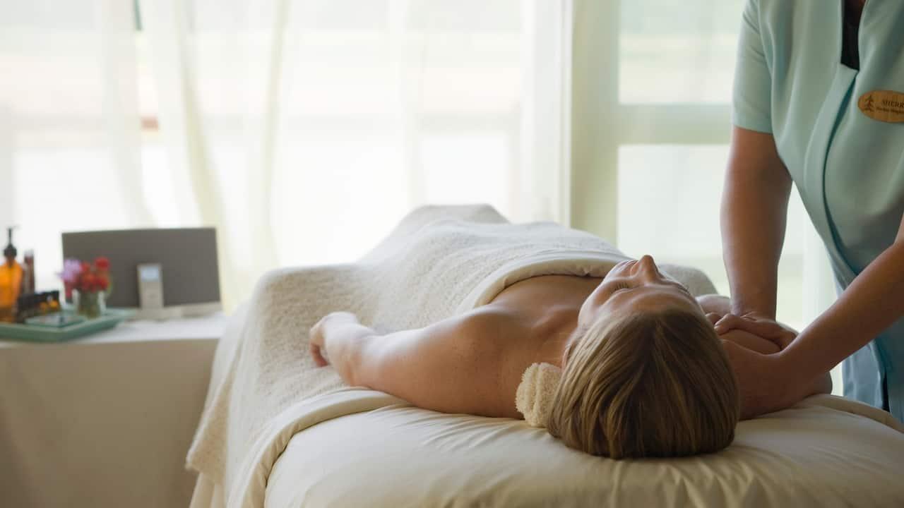 Massage Hyatt Regency Lost Pines Resort & Spa