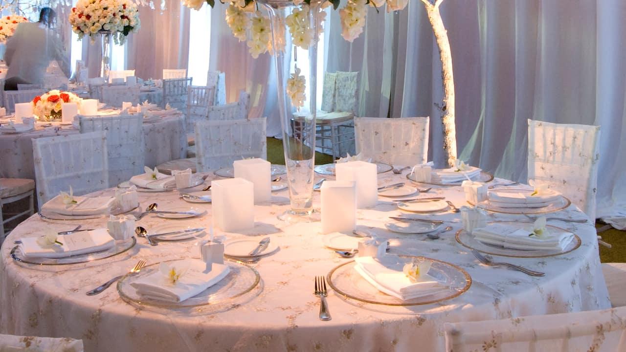 Wedding Detail Hyatt Regency Lost Pines Resort & Spa