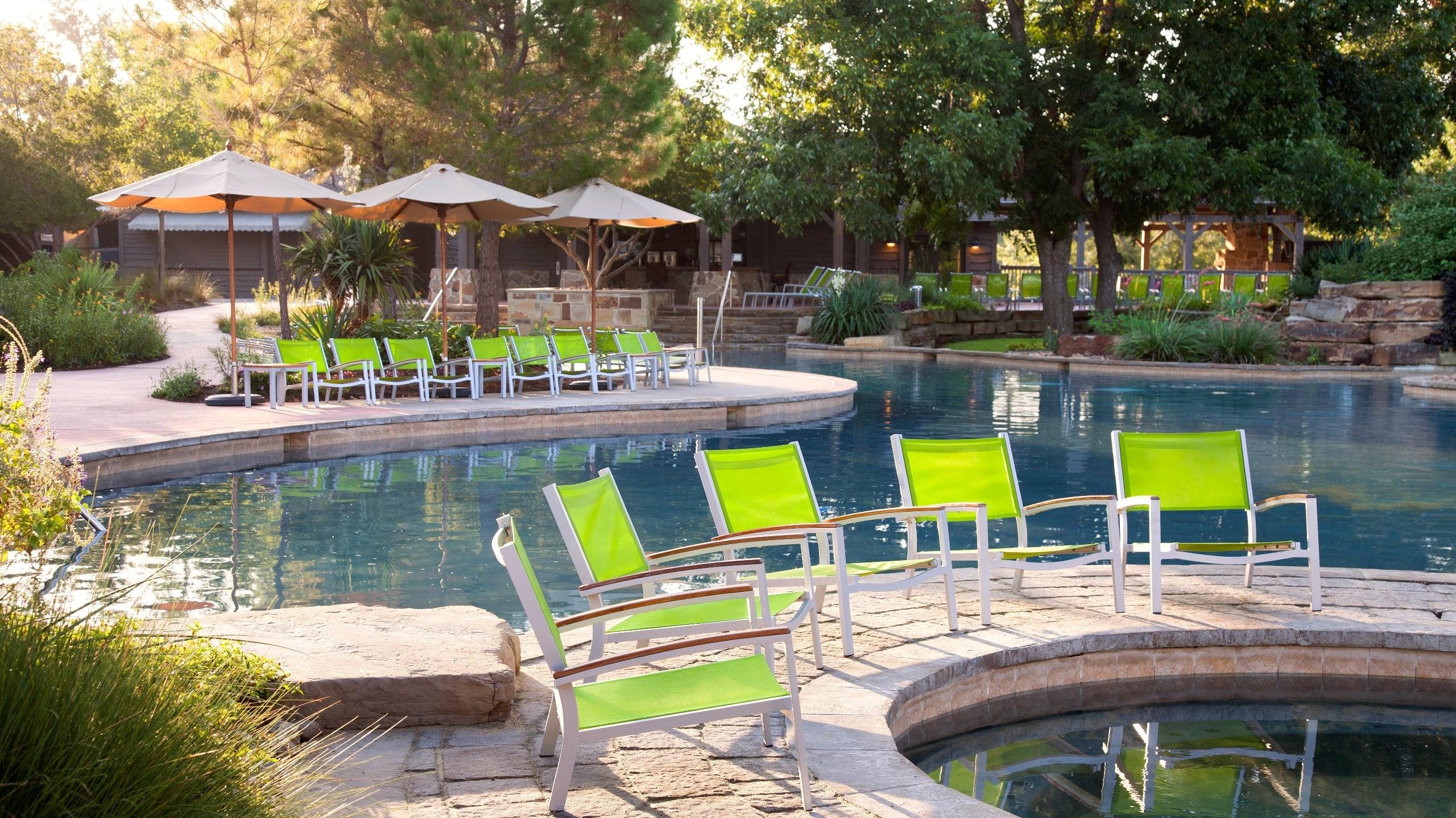 What's around Hyatt Regency Lost Pines Resort and Spa, Lost Pines, United States of America