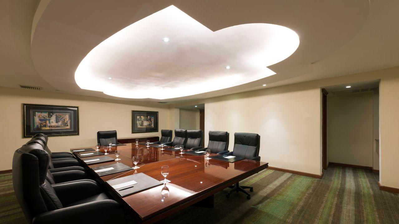 Merdia Meeting